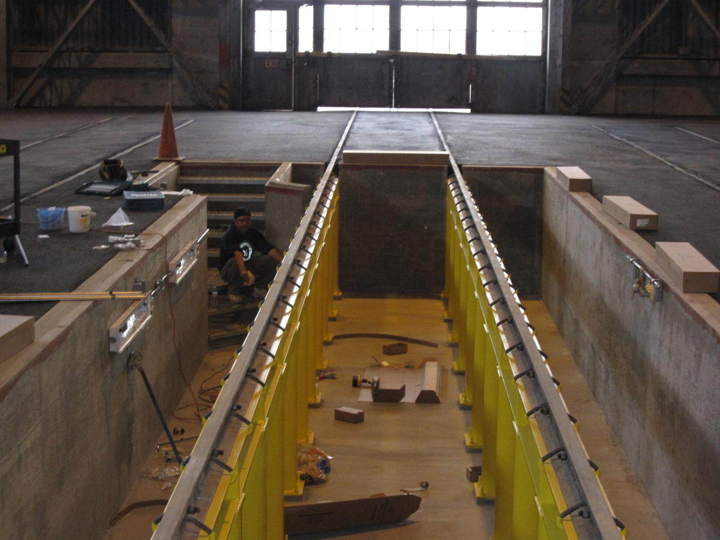 Alstom Project Mare Island Vallejo Ca Industrial